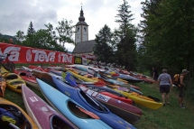 32nd CEBE Triathlon in Bohinj