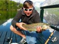 Lake Trout; Lake Bohinj,  Foto Dmytro Meged
