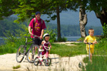 Cycling and biking in Bohinj