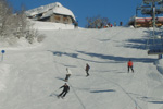 Skiing in Bohinj